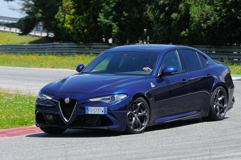 Prova Alfa Romeo Giulia 2.9T V6 Quadrifoglio