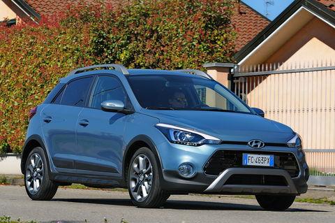 Prova Hyundai i20 Active 1.0 T-GDI Xpossible
