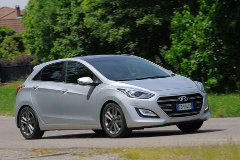 Prova Hyundai i30 1.6 CRDi 136 CV Go! Plus DCT