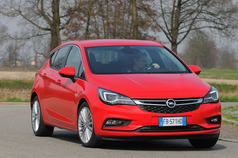 Prova Opel Astra 1.0 Turbo ecoFlex 105 CV Innovation