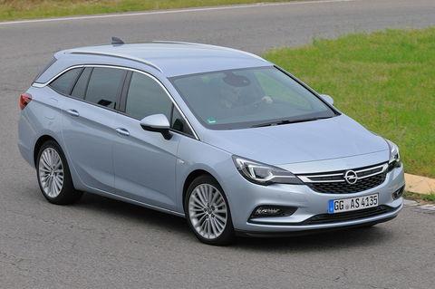 Prova Opel Astra Sports Tourer 1.6 BiTurbo CDTI Innovation