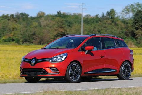 Prova Renault Clio Sporter 1.5 dCi 110 CV Intens