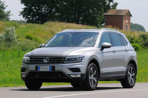 Prova Volkswagen Tiguan 2.0 TDI Business BMT DSG 4Motion
