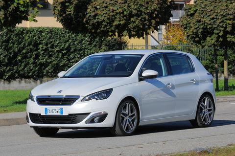 Prova Peugeot 308 2.0 BlueHDi 150 CV Allure