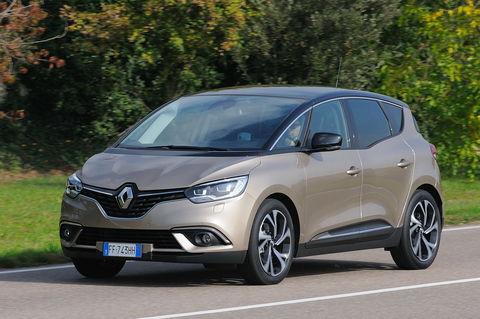 Prova Renault Scénic 1.5 dCi 110 CV Bose