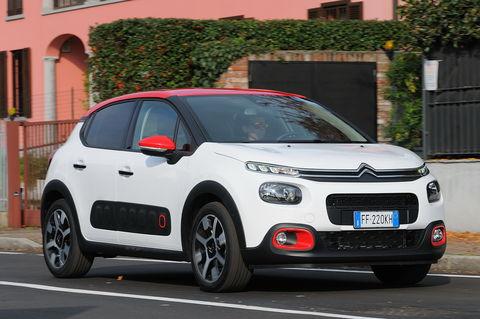 Prova Citroën C3 1.2 PureTech 110 CV Shine