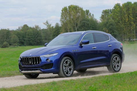 Prova Maserati Levante 3.0 V6 275 CV Diesel