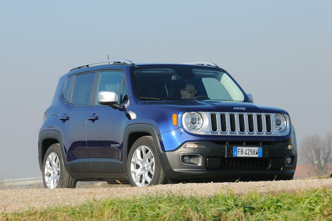 Prova Jeep Renegade 1.4 MultiAir 140 CV Limited DDCT