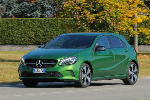 Prova Mercedes A 180 d Executive 7G-DCT