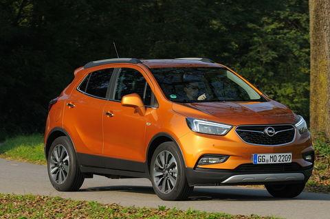 Prova Opel Mokka X 1.6 CDTI 136 CV Innovation 4x4