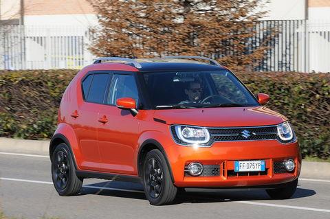 Prova Suzuki Ignis 1.2 Hybrid iTop 4WD
