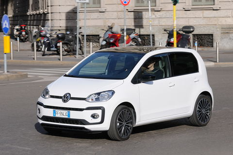 Prova Volkswagen up! 1.0 TSI high up! 5 porte