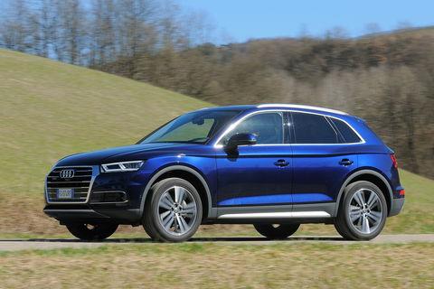 Prova Audi Q5 2.0 TDI 190 CV Design quattro S tronic