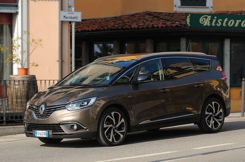 Prova Renault Grand Scénic 1.6 dCi 160 CV Bose EDC