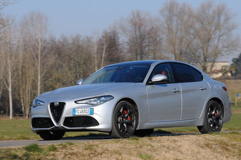 Prova Alfa Romeo Giulia 2.2 Turbo 210 CV Veloce Q4 AT8