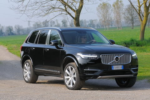 Prova Volvo XC90 T8 Twin Engine AWD Geartronic Excellence