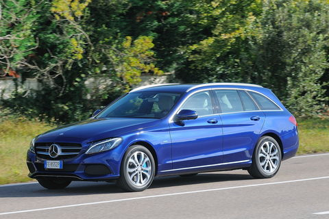 Prova Mercedes C SW 350e Exclusive 7G-Tronic Plus