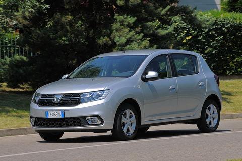 Prova Dacia Sandero 1.0 SCe Laureate
