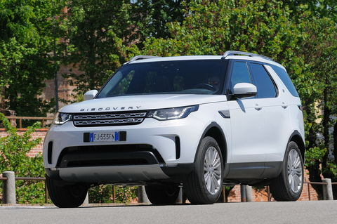 Prova Land Rover Discovery 2.0 SD4 HSE