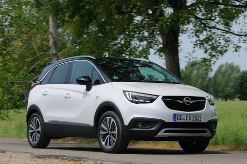 Prova Opel Crossland X 1.6 120 CV Innovation