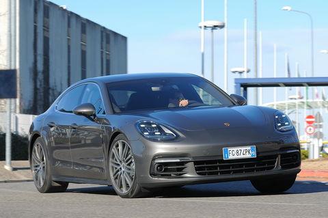 Prova Porsche Panamera 4.0 V8 4S Diesel