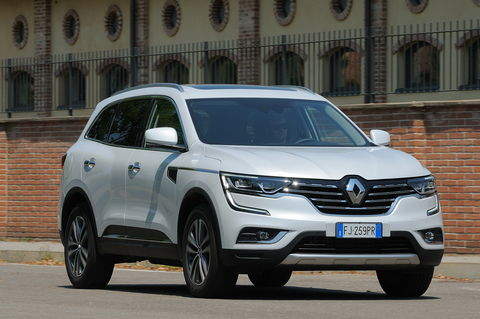 Prova Renault Koleos 2.0 dCi Intens 4x4 X-Tronic
