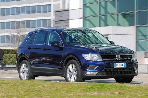 Prova Volkswagen Tiguan 1.6 TDI Business BMT