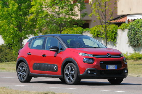 Prova Citroën C3 1.2 PureTech 82 CV GPL Shine