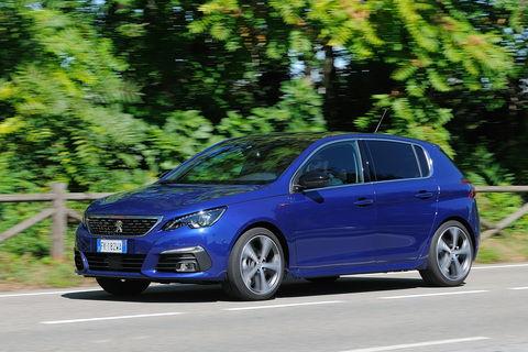 Prova Peugeot 308 1.2 PureTech Turbo 130 CV GT Line EAT6