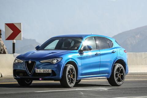 Prova Alfa Romeo Stelvio 2.9 V6 Bi-Turbo Quadrifoglio Q4 AT8