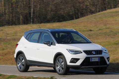 Prova Seat Arona 1.0 EcoTSI 115 CV Xcellence