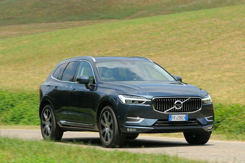 Prova Volvo XC60 D5 AWD Geartronic Inscription