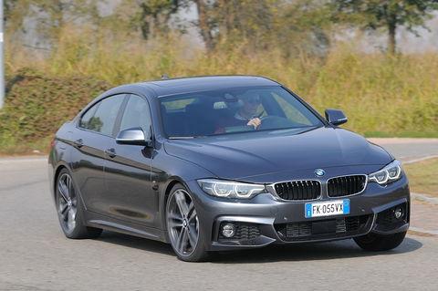 Prova BMW Serie 4 Gran Coupé 420d MSport Steptronic