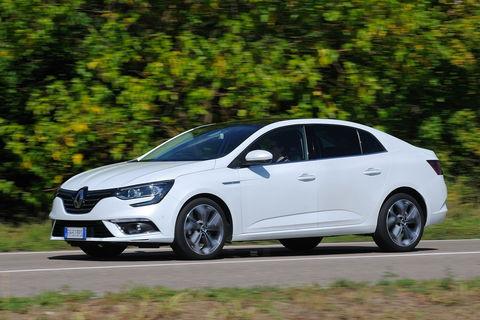 Prova Renault Mégane Grand Coupé 1.5 dCi Intens EDC