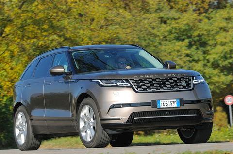Prova Land Rover Range Rover Velar D240 HSE