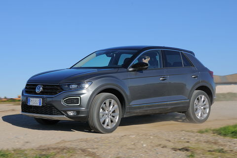 Prova Volkswagen T-Roc 2.0 TDI Advanced BlueMotion Technology DSG 4Motion