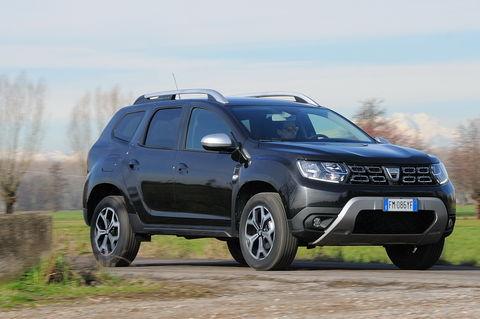 Prova Dacia Duster 1.5 dCi 110 CV Prestige 4X4