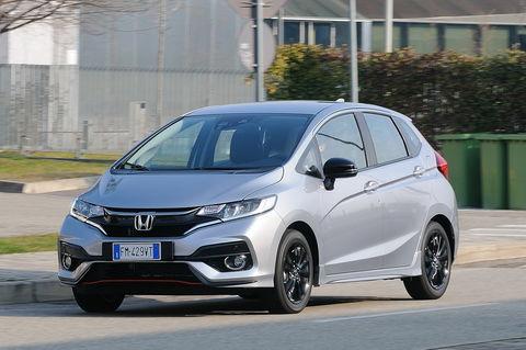 Prova Honda Jazz 1.5 i-VTEC Dynamic Navi