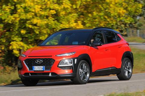 Prova Hyundai Kona 1.0 T-GDI Style