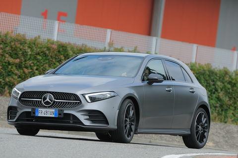 Prova Mercedes A 200 Premium 7G-DCT