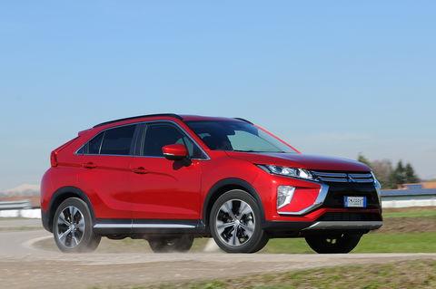 Prova Mitsubishi Eclipse Cross 1.5 turbo Intense 2WD