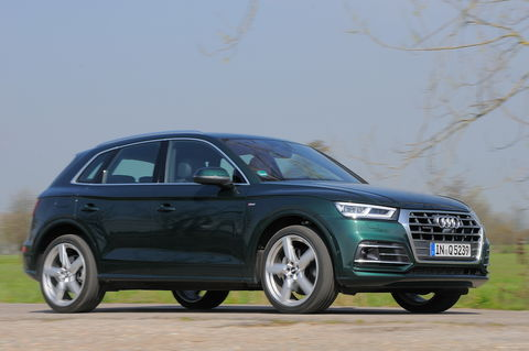 Prova Audi Q5 3.0 TDI Advanced Plus S tronic quattro
