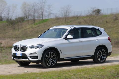 Prova BMW X3 xDrive30d 265 CV xLine Steptronic