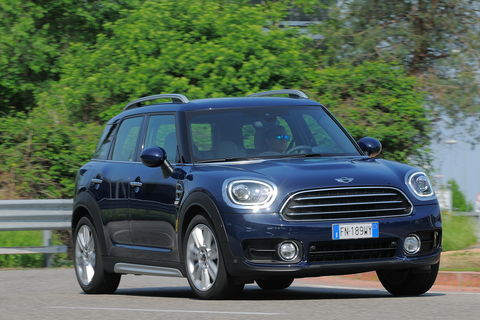 Prova Mini Countryman One D Hype