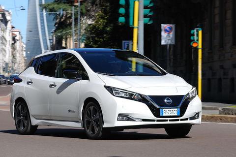 Prova Nissan Leaf 40 kWh Tekna