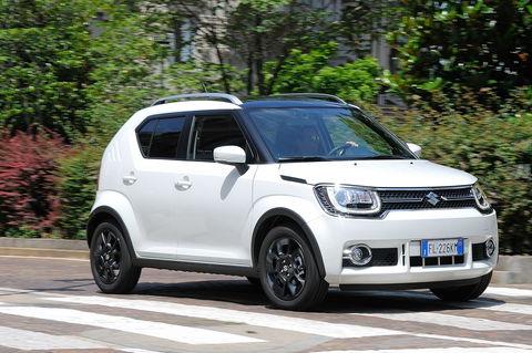 Prova Suzuki Ignis 1.2 Hybrid iTop 2WD