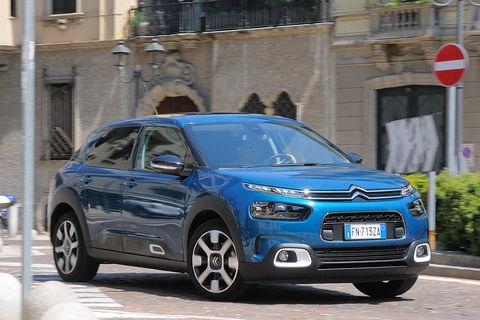 Prova Citroën C4 Cactus 1.2 PureTech 110 CV Shine