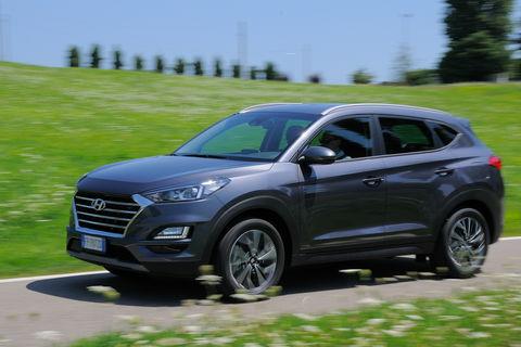 Prova Hyundai Tucson 1.6 CRDi 115 CV XPrime 2WD