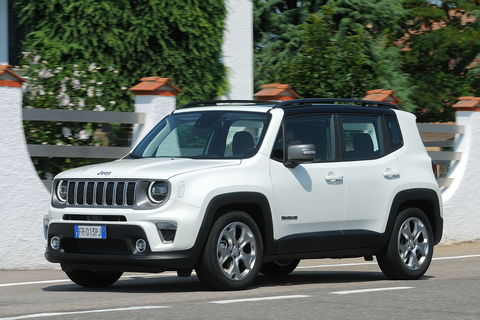 Prova Jeep Renegade 1.0 T3 120 CV Limited
