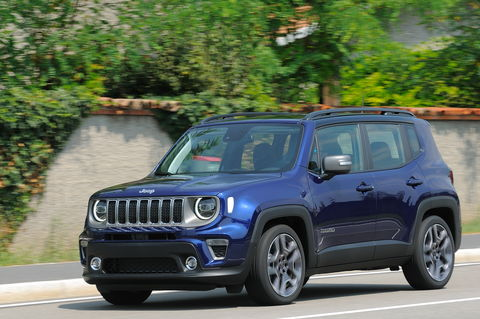 Prova Jeep Renegade 1.3 T4 150 CV Limited DDCT